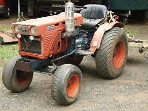Kubota B6100E 2wd 14hp 3cyl diesel small tractor Hatton Vale Lockyer Valley Preview