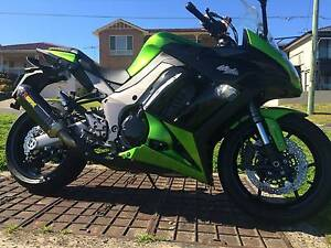 Kawasaki Ninja ZX1000 ABS Motorcycle Excellent condition Streetfighter Taren Point Sutherland Area Preview