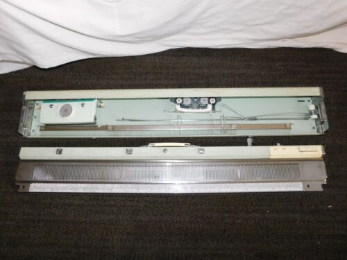 VINTAGE BROTHER PROFILE 551 KNITTING MACHINE ** MISSING PIECES