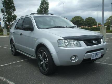 2006 Ford TS Territory 5 Seater Sold with RWC & REG Seaford Frankston Area Preview