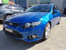 2012 Ford Falcon Sedan XR6 Turbo - 400+KW Very Clean & Tidy Moorebank Liverpool Area Preview