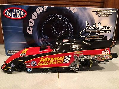 2017 Action Courtney Force Advance Auto Parts 1 24  1 Of 889