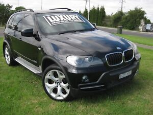 BMW X5 SPORTS PACKAGE E70 AUTO TURBO DIESEL 12 MONTHS WARRANTY Thomastown Whittlesea Area Preview