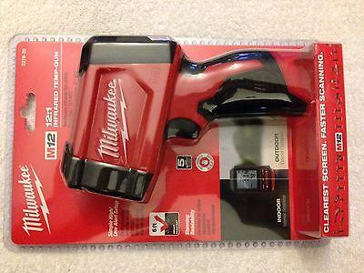 New Milwaukee 2278-20 M12 12V 12 Volt 12:1 Infrared Temp-Gun Temperature Gun NIB