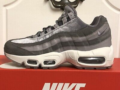 NIKE AIR MAX 95 LX TRAINERS SNEAKERS SHOES UK SIZE 2,5 EUR 35,5 US 5