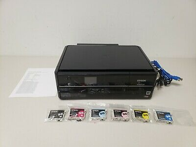 Epson Artisan 730 C432A 3-In-1 Duplex Printer Scanner Copier Tested Working READ