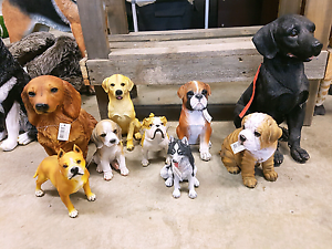 Dog Statues  From  $16 Wattle Grove Kalamunda Area Preview
