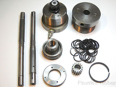 Lot Of Assorted Used Bostomatic Cnc Machine Parts