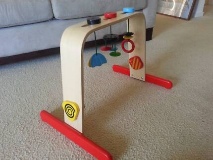 Ikea wooden baby gym Manly Brisbane South East Preview