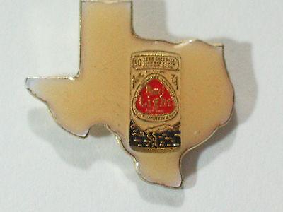 Vintage Texas Pearl Light Beer Pin (**)