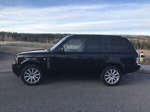2012 Range Rover Supercharged