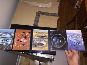 DVD Player and Planet Earth Series