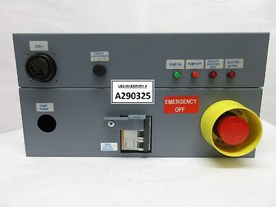 Ebara 217089a Dry Pump Interface Used Working