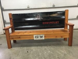 Will build Tailgate bench's