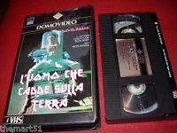 L' Uomo Che Cadde Sulla Terra (1976) Vhs Domovideo 1a Ed. David Bowie -  - ebay.it