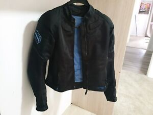 Shift small motorcycle jacket with armour.