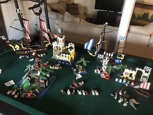 Pirate lego 80s 90s
