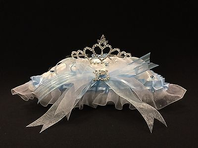 Decorated Quinceanera Pillow for Crown, Quince, Sweet 16, Wedding](Quinceañera Decorations)