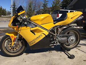 '98 Ducati 748