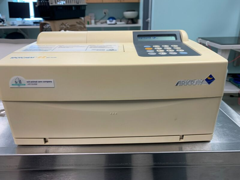 Spotchem EZ SP-4430 Automated Biochemical Analyzer by Arkray, Inc