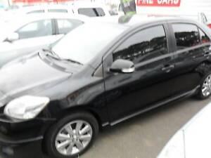2009 Toyota Yaris Sedan Dandenong Greater Dandenong Preview