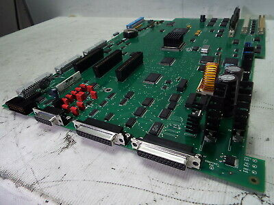 Agilent Varian Mainboard 03-925257-01 Rev.10 For Cp-3800 Gas Chromatographs Gc