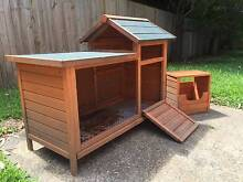 Rabbit / Chicken / Guinea Pig Coop + Nesting Box Manly Vale Manly Area Preview