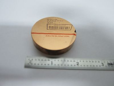 Optical Thick Solid Copper Mirror Power Laser Optics As Is Bin45-25