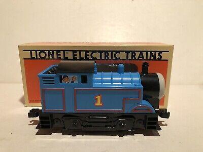 LIONEL TRAINS -THOMAS THE TANK ENGINE #1 O-GAUGE, STEAM LOCOMOTIVE