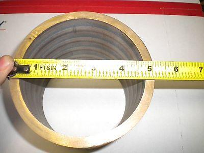 Live Steam Bronze Tubing Bar Stock. 5.0625x4.375x4.2155 0-4-0 Hobbies Lathe