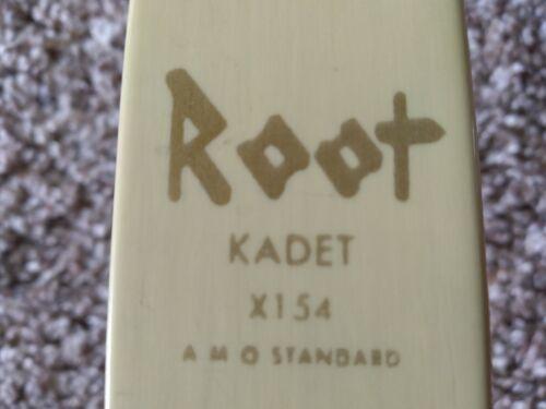 "Rare find 1970 VINTAGE Shakespeare ROOT KADET x154 BOW RH 64"" D9322 25# 28"" NICE"