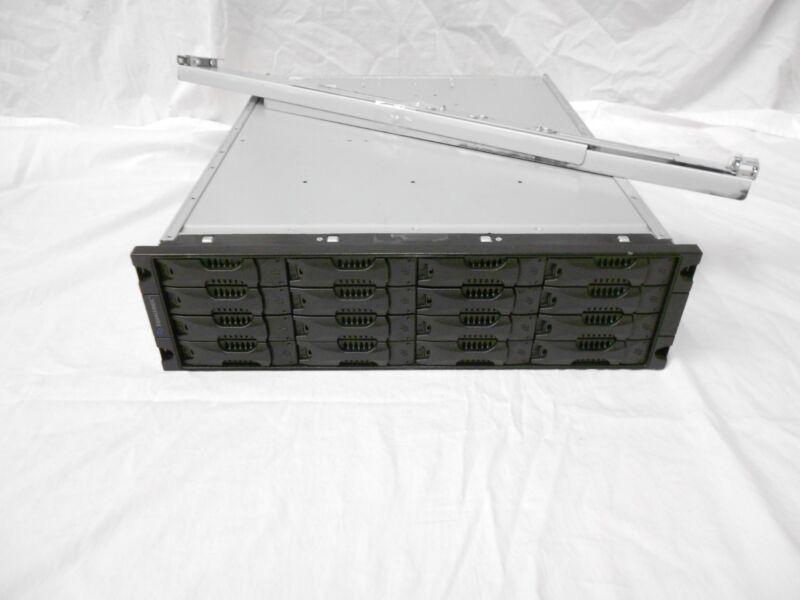 Dell EqualLogic PS5000XV 16x 450GB 15K SAS PS5000 7.2TB ISCSI SAN Storage Type 4