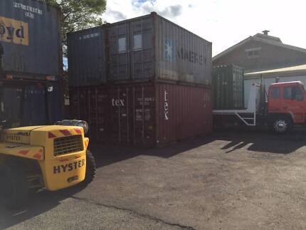 20FT Shipping Containers Griffith NSW -  $2590 Plus GST Griffith Griffith Area Preview