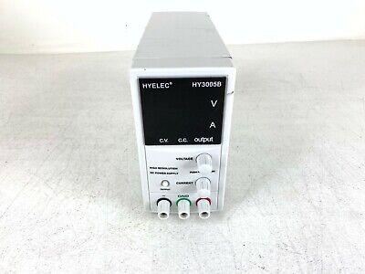 Dc Power Supply Switching Hy3005b 100vac 60hz