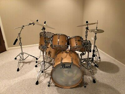 Pearl Drum Set Reference Pure Edition!