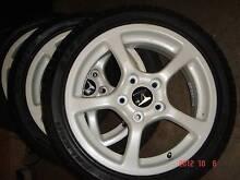 "Honda Civic Accord Excellent 16"" White Alloys Melb S/East Glen Waverley Monash Area Preview"