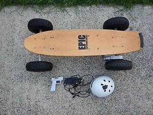 Epic Dominator 900w Pro Electric Skateboard with Lithium Battery Oxenford Gold Coast North Preview