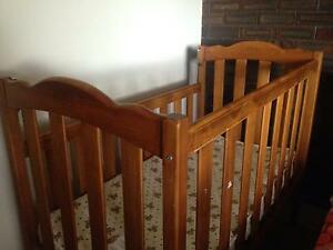 Baby Cot wooden Excellent condition Mudgeeraba Gold Coast South Preview
