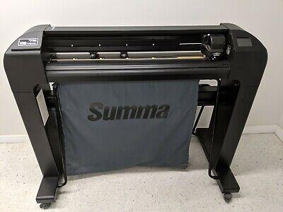 Summa Vinyl Cutter Machine