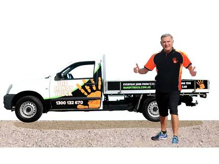 Handy Truck North Perth Bassendean Bassendean Area Preview