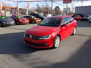 2015 Volkswagen Jetta 2.0 TDI Highline DSG w/ Leather Roof ($...