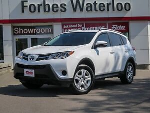 2014 Toyota RAV4 1 OWNER! LE/BACK-UP CAM/BLUE TOOTH