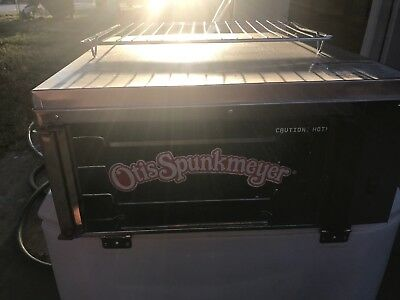 Otis Spunkmeyer Commercial Convection Cookie Oven Os-3 Traystestedworking