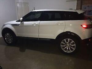 Range Rover Evoque Banks Tuggeranong Preview