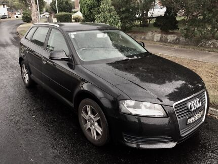2011 Audi A3 —-perfect car moving sale