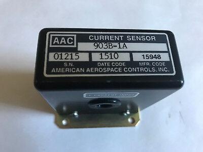 New American Aerospace Controls 903b-1a Current Sensor903b1a Sh