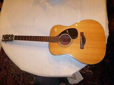 Yamaha FG-180  Red Label Nippon Gakki acoustic guitar -Martin D-18 reproduction!