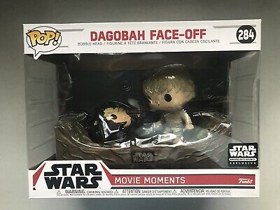 Funko Pop! Star Wars Dagobah Face-Off Movie Moments # 284 Smugglers Bounty *NEW*