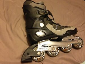 Nice Pair of rollerblades size 9~ 10