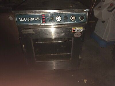 Alto Shaam 767-sk Under Counter Cook Hold Warmer Smoker Holding Cabinet Oven